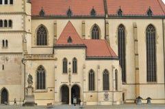 Chiesa della st Gilles fotografia stock libera da diritti