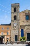 Chiesa della st Giuliano Macerata La Marche L'Italia Fotografia Stock