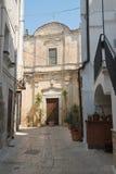Chiesa della st Giuseppe Castellaneta La Puglia L'Italia Fotografie Stock