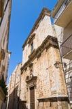 Chiesa della st Giuseppe. Conversano. La Puglia. L'Italia. Immagine Stock