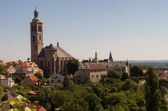Chiesa della st Jakub Immagini Stock