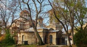 Chiesa della st John The Baptist fotografie stock libere da diritti