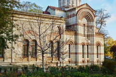 Chiesa della st John The Baptist fotografia stock