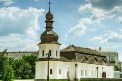 Chiesa della st John Divine fotografia stock