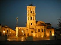 Chiesa della st Lazaros Fotografia Stock Libera da Diritti
