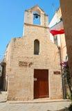 Chiesa della st Lorenzo Giovinazzo La Puglia L'Italia Immagini Stock