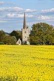 Chiesa della st Maragrets Fotografia Stock