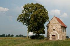 Chiesa della st Margita Immagine Stock Libera da Diritti