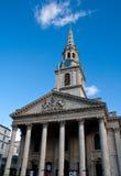 Chiesa della st Martin a Londra Immagini Stock