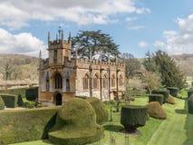 Chiesa della st Mary's o chiesa del castello di Sudeley vicino a Winchcombe Cotswolds Immagine Stock Libera da Diritti