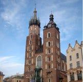 Chiesa della st Mary Immagine Stock