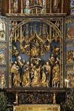 Chiesa della st Mary - Cracovia - Polonia Fotografia Stock