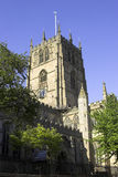 Chiesa della st Mary, Nottingham fotografie stock