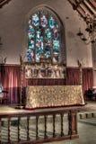 Chiesa della st Michael Altar HDR Immagine Stock Libera da Diritti