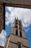 Chiesa della st Michel a Limoges Immagine Stock
