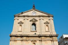 Chiesa della st Michele Arcangelo Castellaneta La Puglia L'Italia Fotografia Stock