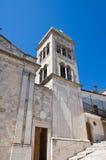 Chiesa della st Michele. Sant'Agata di Puglia. La Puglia. L'Italia. Fotografia Stock