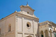 Chiesa della st Nicola Fasano La Puglia L'Italia Fotografia Stock