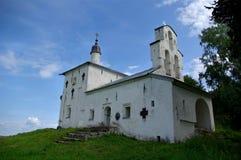 Chiesa della st Nicolas fotografia stock
