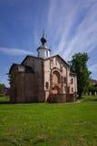 Chiesa della st Paraskeva Piatnitsa nel mercato. 1207 fotografie stock libere da diritti