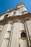 Chiesa della st Pietro Molfetta La Puglia L'Italia Immagine Stock