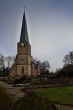 Chiesa della st Regenfledis in Kalkar Hönnepel Immagini Stock