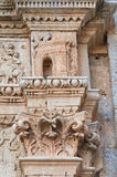 Chiesa della st Sebastiano. Galatone. La Puglia. L'Italia. Fotografie Stock