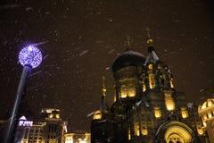 Chiesa della st Sofia Fotografia Stock Libera da Diritti