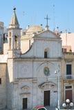 Chiesa della st Stefano Molfetta La Puglia L'Italia Immagini Stock