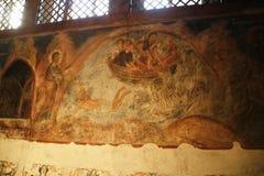 Chiesa della st Stephen in Nessebar. La Bulgaria Fotografie Stock