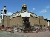 Chiesa della st Vladimirâs immagini stock libere da diritti