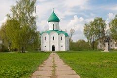 Chiesa della trasfigurazione Fotografie Stock