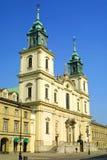 Chiesa della traversa santa Fotografia Stock Libera da Diritti