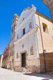 Chiesa della trinità della st di Celestini San Severo La Puglia L'Italia Fotografia Stock Libera da Diritti