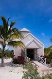 Chiesa delle Bahama Immagine Stock Libera da Diritti