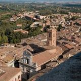 Chiesa dello Spirito Santo, Siena, Italia Immagine Stock Libera da Diritti