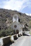 Chiesa di abbandono fotografia stock