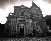 Chiesa di Ambrogio Fotografia Stock Libera da Diritti