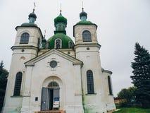 Chiesa di ascensione, Kozelets, Ucraina Immagini Stock