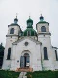 Chiesa di ascensione, Kozelets, Ucraina Fotografie Stock