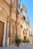 Chiesa di Assunta Fasano La Puglia L'Italia Immagine Stock