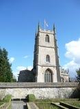 Chiesa di Avebury Fotografia Stock Libera da Diritti