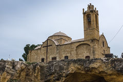 Chiesa di Ayios Dometios, Nicosia, Cipro Immagini Stock Libere da Diritti