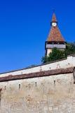 Chiesa di Biertan Fotografie Stock
