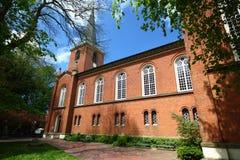 Chiesa di Brickstone fotografia stock libera da diritti