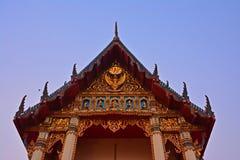 Chiesa di buddismo Immagini Stock