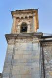 Chiesa di carminio Bovino La Puglia L'Italia Immagine Stock Libera da Diritti