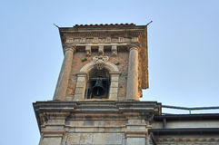 Chiesa di carminio Bovino La Puglia L'Italia Fotografie Stock