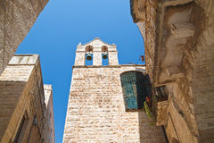 Chiesa di carminio Giovinazzo La Puglia L'Italia Immagine Stock