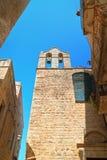 Chiesa di carminio Giovinazzo La Puglia L'Italia Fotografie Stock Libere da Diritti